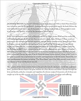 Jackboot Britain: The Alternate History - Hitler's Victory & The Nazi UK!Paperback– May 19, 2014
