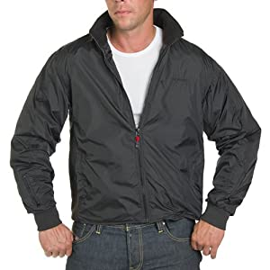 Venture Heat Men's 12V Heated Jacket Liner (Black, Small)
