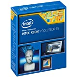 Intel Xeon E5-2603V2 CPU (1.8GHz, 4 Core, 4 Threads, 10MB Cache, LGA2011 Socket, Box)