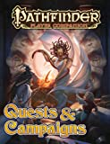 img - for Pathfinder Player Companion: Quests & Campaigns book / textbook / text book