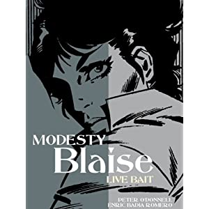 Modesty Blaise: Live Bait