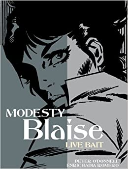 Modesty Blaise Live Bait