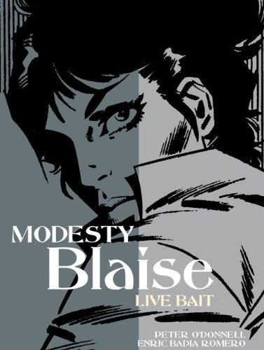 Modesty Blaise (Modesty Blaise (Graphic Novels))