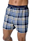 Hanes ComfortSoft Woven Boxers (3-Pack)