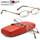 【トミーガール メガネ】tommy girl メガネフレーム 5034JA-3