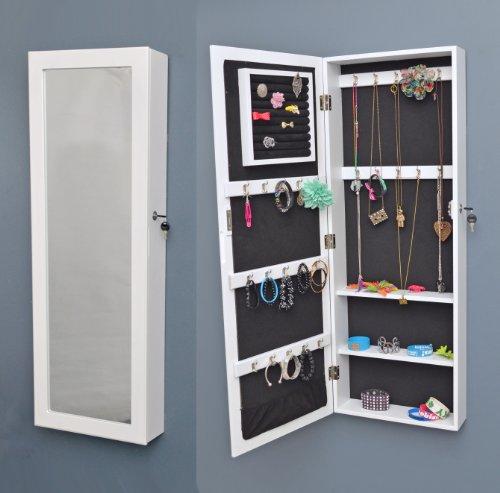 landhaus wandspiegel schminkschrank mit spiegel wand schrank schmuckschrank landhaus. Black Bedroom Furniture Sets. Home Design Ideas