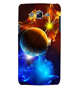 ColourCraft The Galaxy Design Back Case Cover for SAMSUNG GALAXY J5
