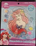 Suncatcher Activity Disney Princess Ariel Little Mermaid