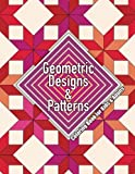 Lilt Kids Coloring Books Geometric Designs & Patterns Coloring Book for Kids & Adults: 41 (Sacred Mandala Designs and Patterns Coloring Books for Adults)