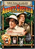Abbott and Costello in Africa Screams - In COLOR!
