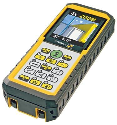 Stabila LD500 Full Feature Laser Distance Measurer by Stabila
