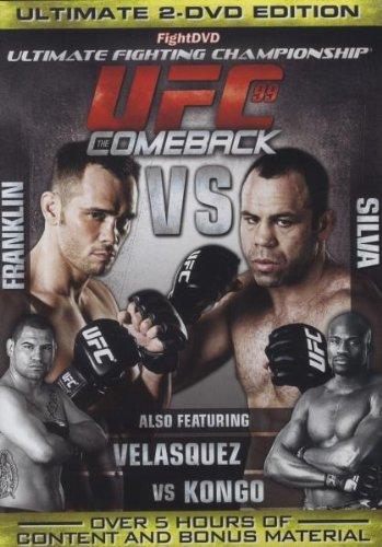 UFC 99: The Comeback [DVD]