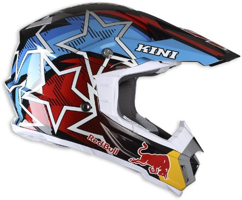 Kini Red Bull Helm Revolution Blue/Red XL
