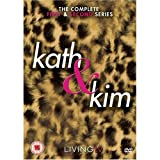 Kath & Kim Series 1 & 2 [Region 2] ~ Gina Riley