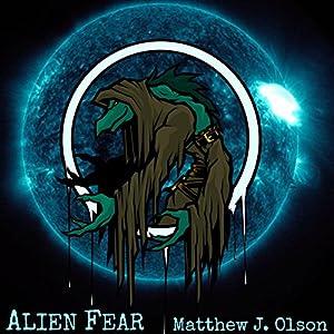 Alien Fear Audiobook