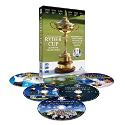 Ryder Cup Official Ultimate Collection 2002 - 2012