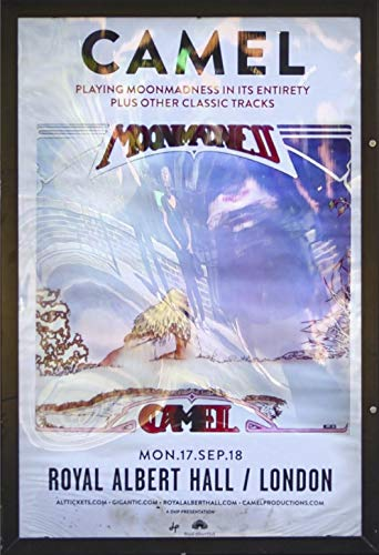 DVD : Camel At The Royal Albert Hall