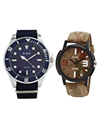 Relish Analog Round Casual Wear Watches For Men - B01A570UTS