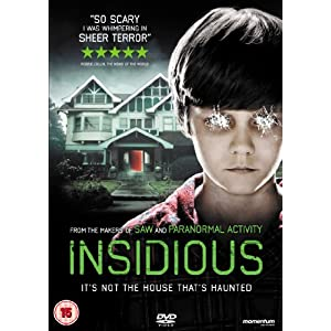 Taking Insidious Even Further