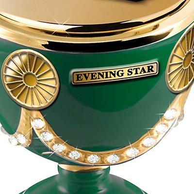 Twilight Of Steam Evening Star Egg By The Bradford Exchange