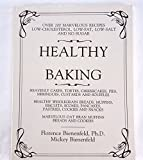 img - for Healthy Baking by Florence Bienenfeld (1991-06-03) book / textbook / text book