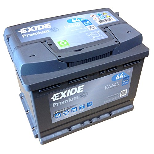 exide premium superior ea640 preisvergleich autobatterie. Black Bedroom Furniture Sets. Home Design Ideas