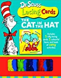 The Five Mile Press Dr Seuss Lacing Cards - Cat In The Hat