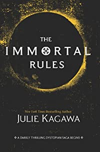 The Immortal Rules by Julie Kagawa ebook deal