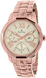 Bulova Bracelet Women's Quartz Watch 97N107