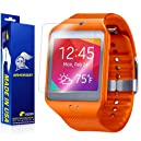 ArmorSuit MilitaryShield - Samsung Galaxy Gear 2 Neo Screen Protector Anti-Bubble Ultra HD - Extreme Clarity & Touch Responsive Shield with Lifetime Free Replacements - Retail Packaging