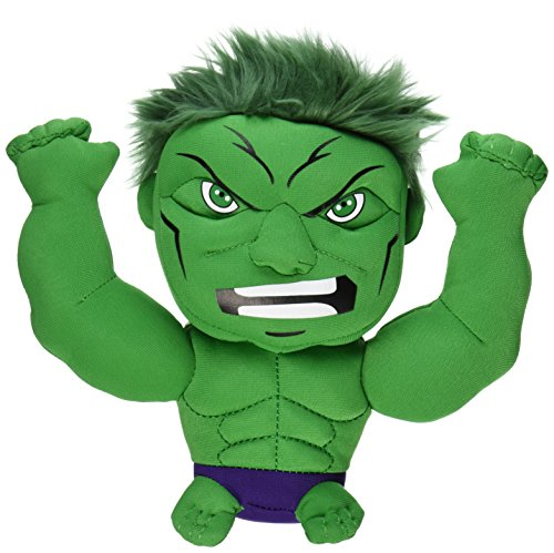 Comic Images Super Deformed Hulk Plush Plush Toy - 1