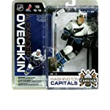 "McFarlane Toys 6"" NHL Series 13 - Alexander Ovechkin White Jersey"