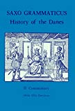 img - for Saxo Grammaticus, The History of the Danes, Books I-IX, Vol.2: Commentary book / textbook / text book