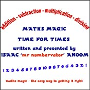 Maths Magic: Time For Times | [Isaac Anoom]