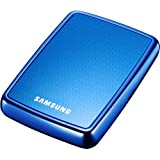 "Samsung S2 Disque dur externe portable 2,5"" USB 2.0 500 Go Bleupar Samsung"