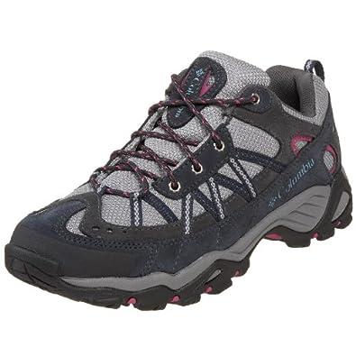 Columbia Women's BL3506 Ashlane Low Multi-Sport Shoe,Light Grey/Patine,5