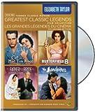 TCM Greatest Classic Films: Legends - Elizabeth Taylor (4FE) (Bilingual)