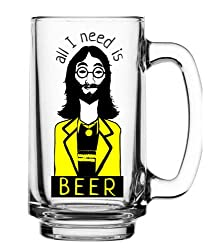 Lennon beer mug by Ek Do Dhai [1 mug]