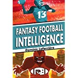 51fJulc vhL. SL160 SS160  Fantasy Football Intelligence (Paperback)