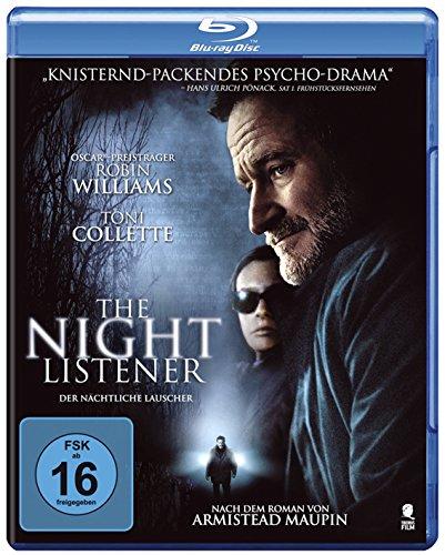 The Night Listener - Der nächtliche Lauscher [Blu-ray]
