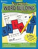img - for Scrambled Word Building Activity Book Grade 2 (Grade 2) book / textbook / text book