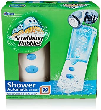 S C Johnson Wax 34 OZ, Scrubbing Bubbles Automatic Shower Cleaner Refill, Prevents Soap Scum, Mold Mildew Build Up, Keeps The Shower Clean Shining.5/5.