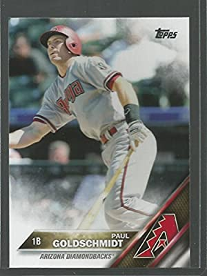 Baseball MLB 2016 Topps #259 Paul Goldschmidt NM-MT Diamondbacks