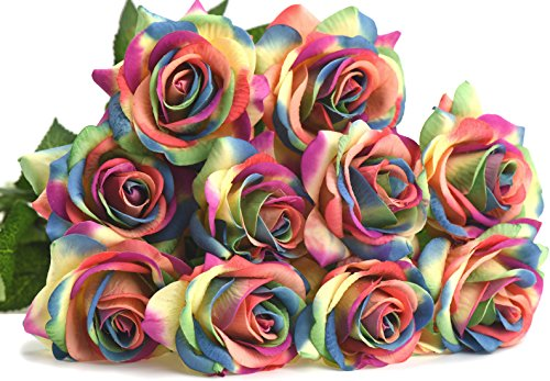fiveseasonstuffr-10-steli-tocco-realistico-seta-rose-petali-sentire-e-guardare-come-rose-freschi-di-