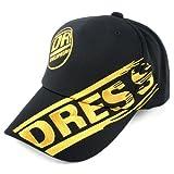 ドレス(DRESS) キャップ LD-OP-0513 ブラック/ゴールド