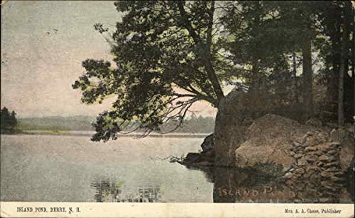 Island Pond in Derry, New Hampshire