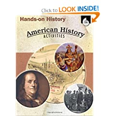 Hands-On History: American History Activities (Hands-on History Activities) by Garth Sundem
