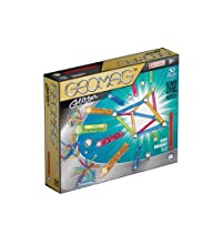 Geomag Glitter 30-Piece Magnetic Cons…