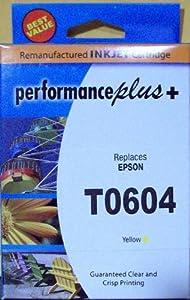 IJR - Performance Plus T060420 Epson Inkjet Cartridge, Yellow