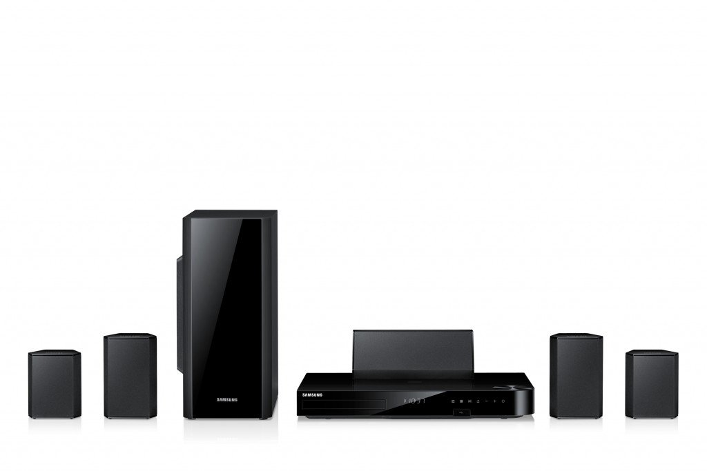 Packs enceintes Home cinema SAMSUNG HTF5500 NOIR